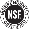 NSF Certification | Culligan of the Triangle